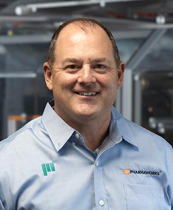 Jeff Miller, Pharmaworks Regional Sales Manger
