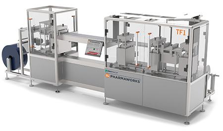 TF1 Blister Machine from Pharmaworks