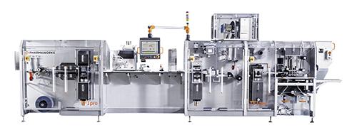 TF1pro Blister Machine