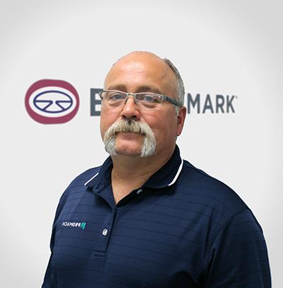 Gene Carlson - Benchmark Regional Sales Manager