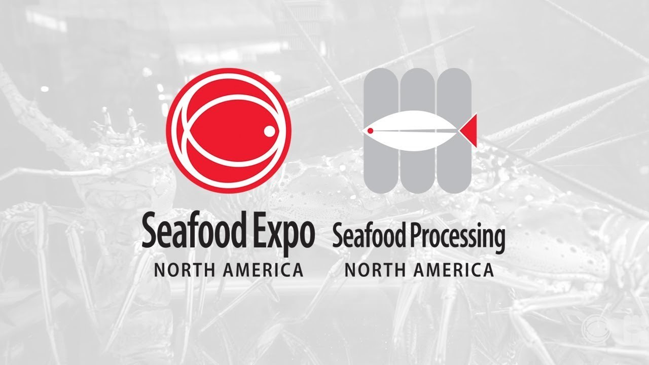 Seafood Expo North America 2020 logo