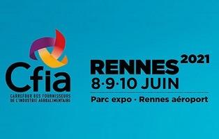 CFIA Rennes 2021 logo