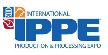 IPPE International Production and Processing Expo logo