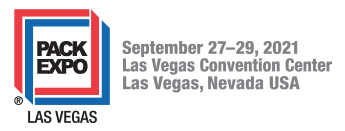 Pack Expo Las Vegas 2021 logo