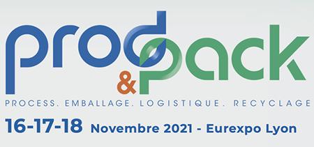 Prod&Pack 2021 logo