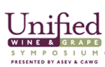 Unified Grape & Wine Symposium 2020 logo