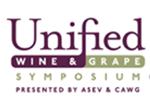 Unified Wine & Grape Symposium 2022 logo