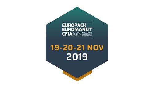 Europack-Euromanut CFIA 2019 logo
