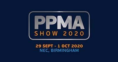 PPMA Show 2020 logo